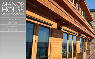 Manor House Website
